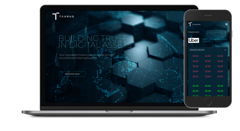 brunoatwork TAURUS The most advanced infrastructure for private assets